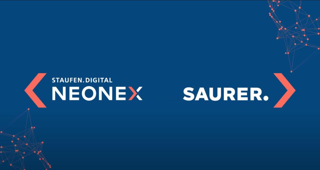STAUFEN.DIGITAL NEONEX & Saurer