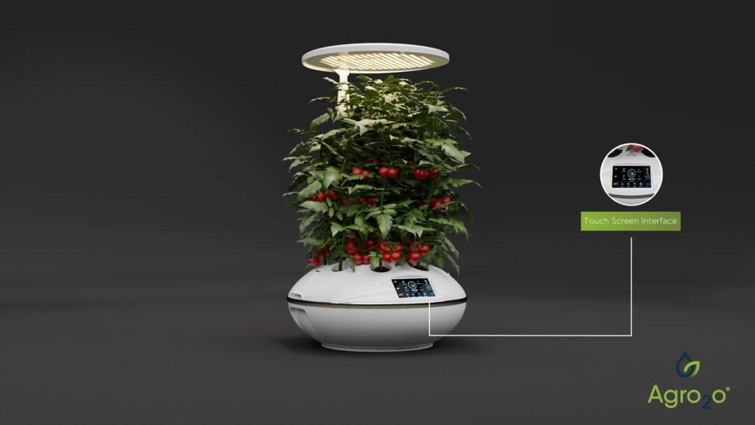 Agro2o – Smart Garden® for urban homes!